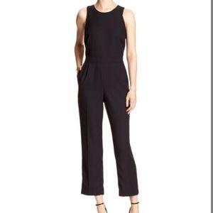 Banana Republic Black Jumpsuit Size 8